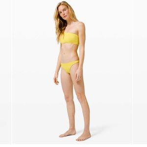 Lululemon | (6) Sun Soaker Cheeky Bottom *Low Rise